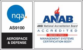 NQA AS9100 Logo - ANAB